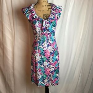 Lilly Pulitzer Clare Silk Jersey Dress 205…